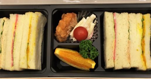 東京大学弥生講堂 国際会議 サンドウィッチボックス