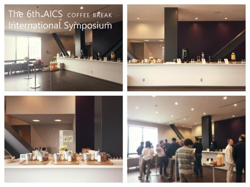 The 6th AICS International Symposium Coffee Break
