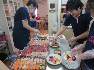 寿司レク2