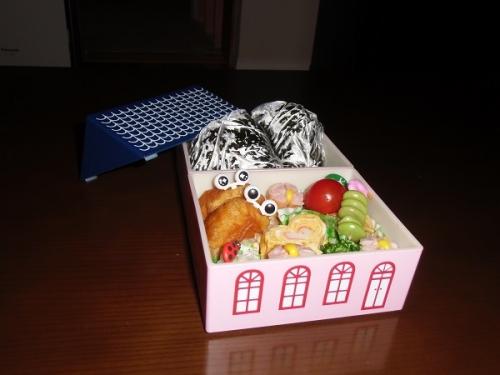 お家お弁当箱④