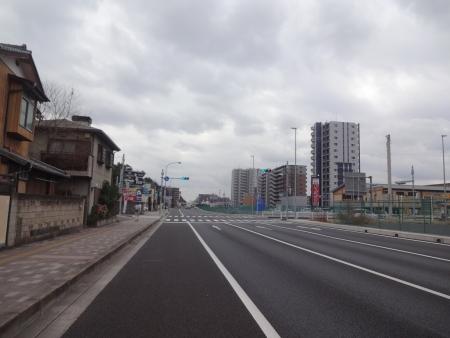 003千葉市街地のR357です、広くなった