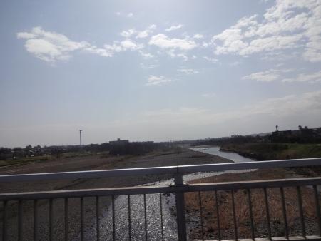027多摩川を渡ります