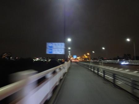 063第一京浜の六郷橋を渡って東京都へ