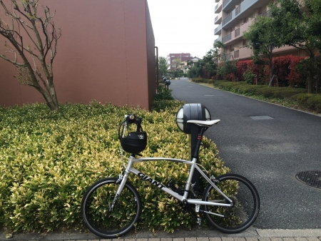 011自転車に