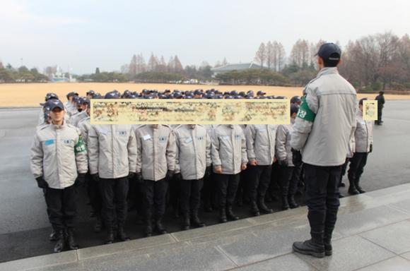 チャンミンシウォン写真@義警教育センター2