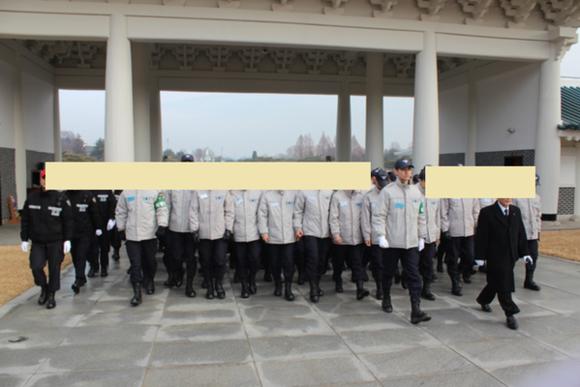 チャンミンシウォン写真@義警教育センター3
