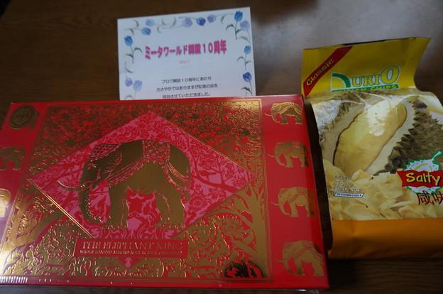ミータママさんからのプレゼント~食べ物編~