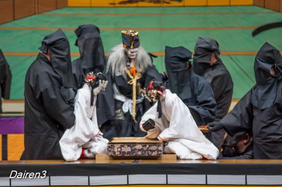 八城人形浄瑠璃