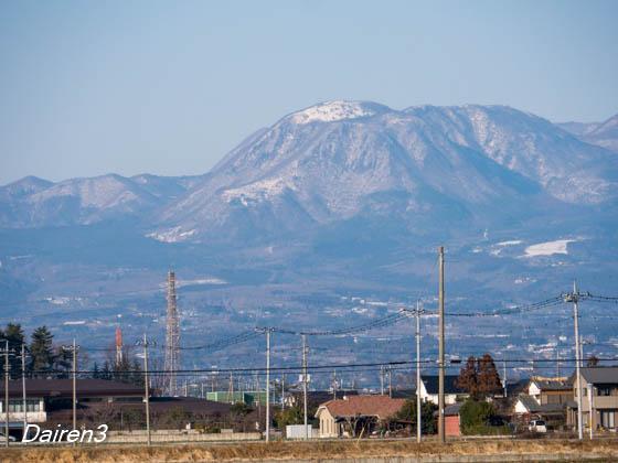 赤城 鍋割岳