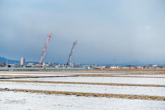 新潟は雪かな