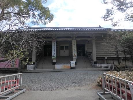 鎌倉国宝館 8