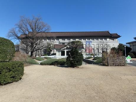 東京国立博物館 2