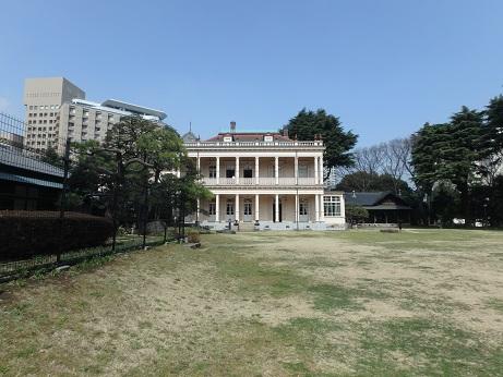 旧岩崎邸庭園 2016 5
