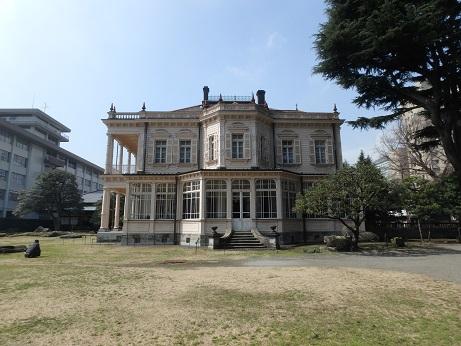 旧岩崎邸庭園 2016 7