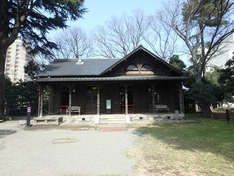 旧岩崎邸庭園 2016 8