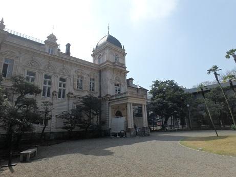 旧岩崎邸庭園 2016 9