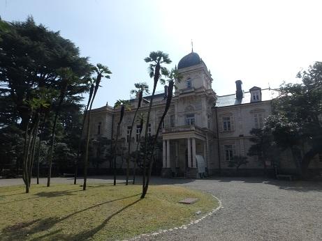 旧岩崎邸庭園 2016 10