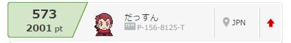 【レート】最終&最高