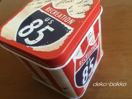 ダイソー ミニ缶 85 201603