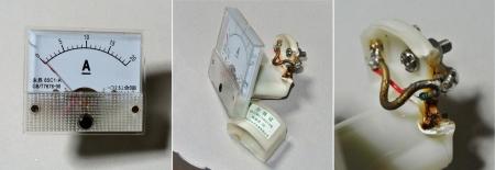 16-1 修理済電流計