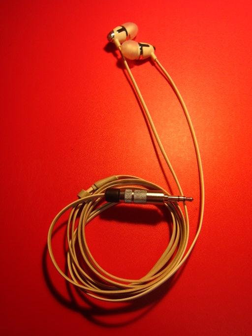 クリプシュ製イヤホン・Image S4 II newの断線の修理画像です。160218IMG_2152.jpg