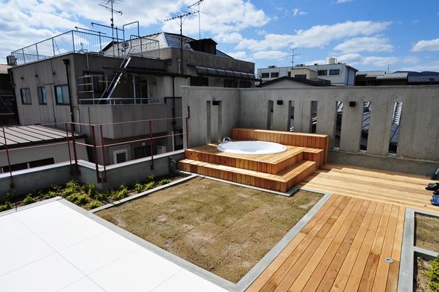注文住宅 京都 北区 鉄筋コンクリート3