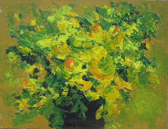 002黄色い花
