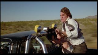 『ユーズド・カー』 若々しいカート・ラッセル。ラストは『マッド・マックス』風?