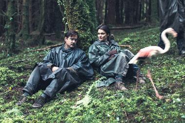 『ロブスター』 デヴィッドは森のなかでレイチェル・ワイズ演じる女と恋に落ちるのだが……。