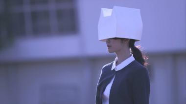 『リップヴァンウィンクルの花嫁』 この作品のイメージカット。『リリイ・シュシュのすべて』のときの田んぼのなかで音楽を聴いている場面みたいなものだろう。