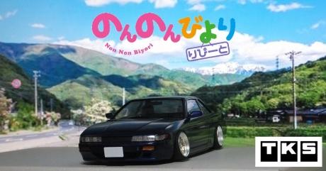 リメイクS13アオシマ (36)