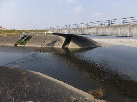 平瀬川河口