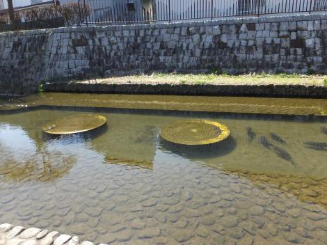 二ケ領用水・一本圦堰河川表流水取水弁