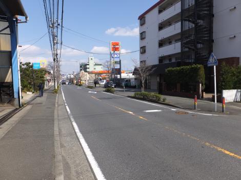 多摩区南生田・野川柿生線