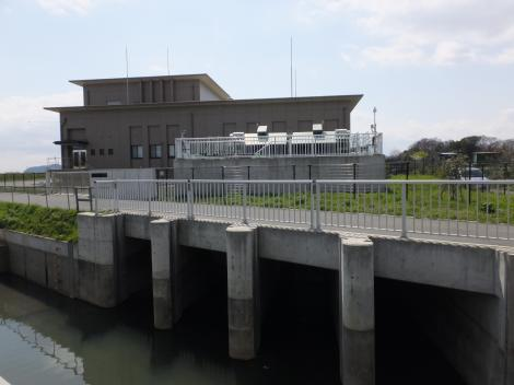 大根川ポンプ場