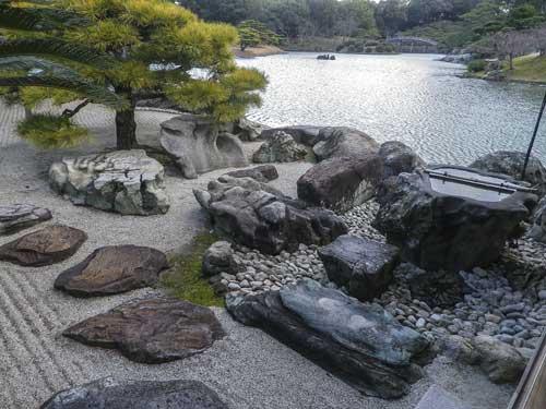 高松、栗林公園