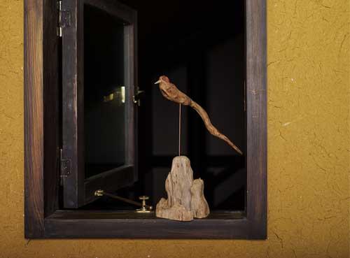 新作 「流木の鳥」-8
