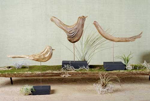 新作 「流木の鳥」-11