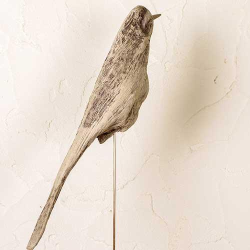流木の鳥ーみたてー3
