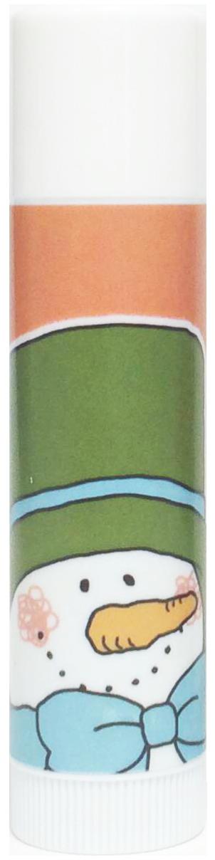 スノーマンリップクリーム