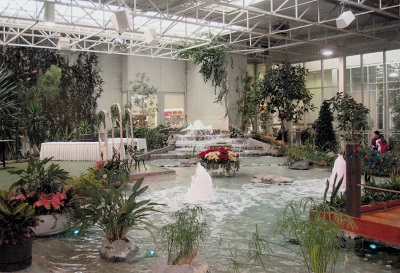 昔のデボニアン・ガーデン