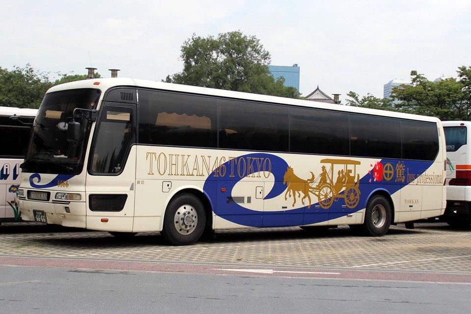 東観バス い6666
