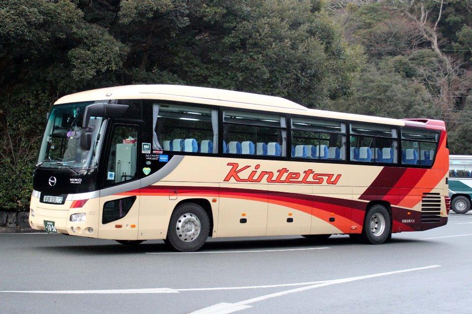 名阪近鉄バス か1096