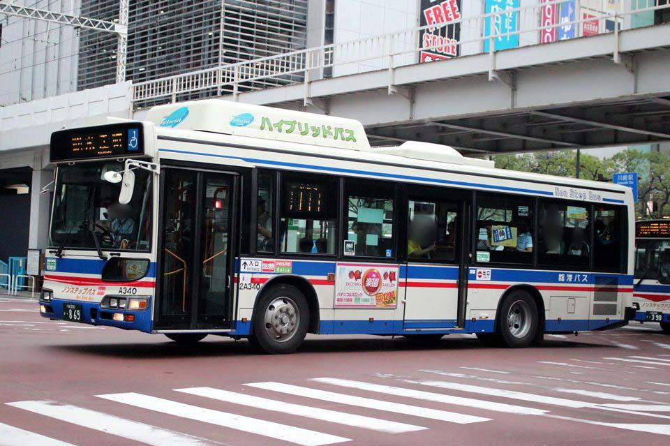 川崎鶴見臨港バス 2A340