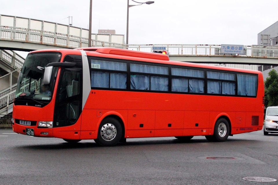 青垣観光バス か4370