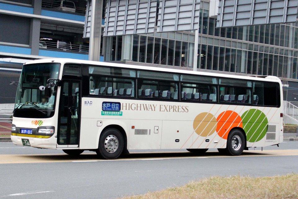 日立電鉄交通サービス か566