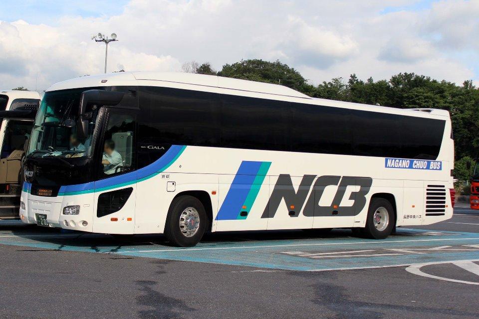 長野中央バス い200