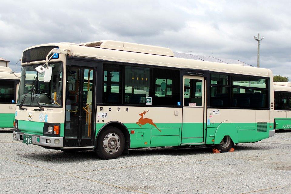 奈良交通 か505