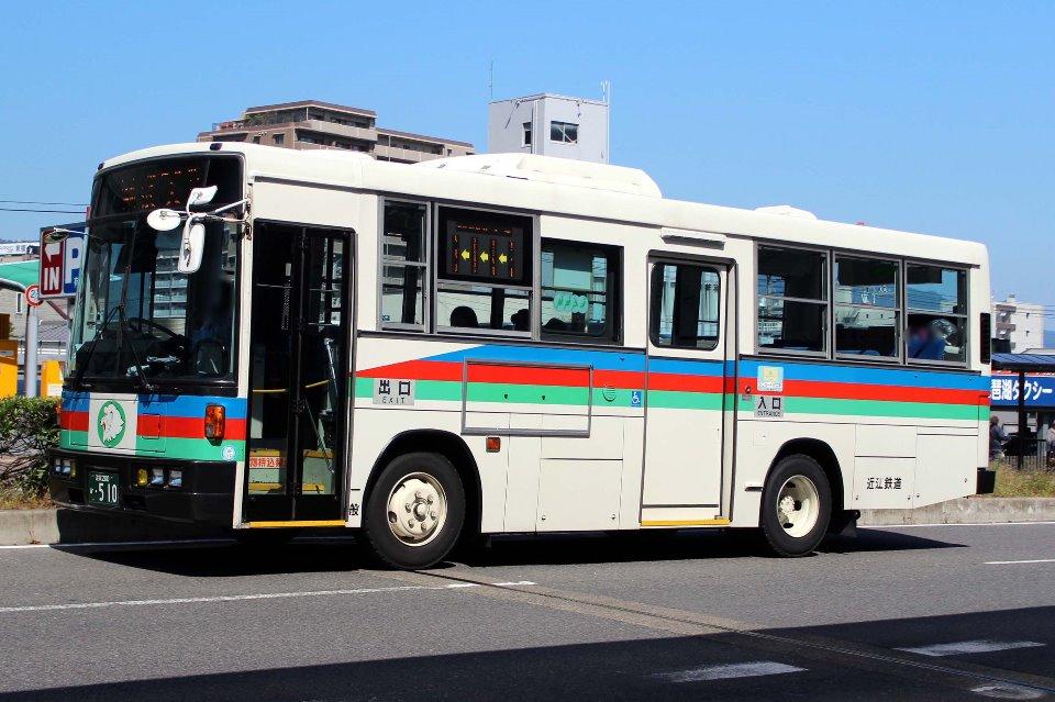 近江鉄道 か510