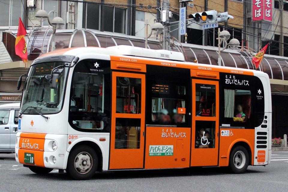 名鉄バス 0811
